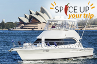 Sydney Harbour cruisetocht